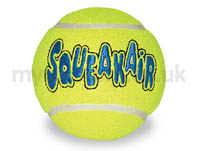 Kong Air Squeakair Tennis Ball Pack